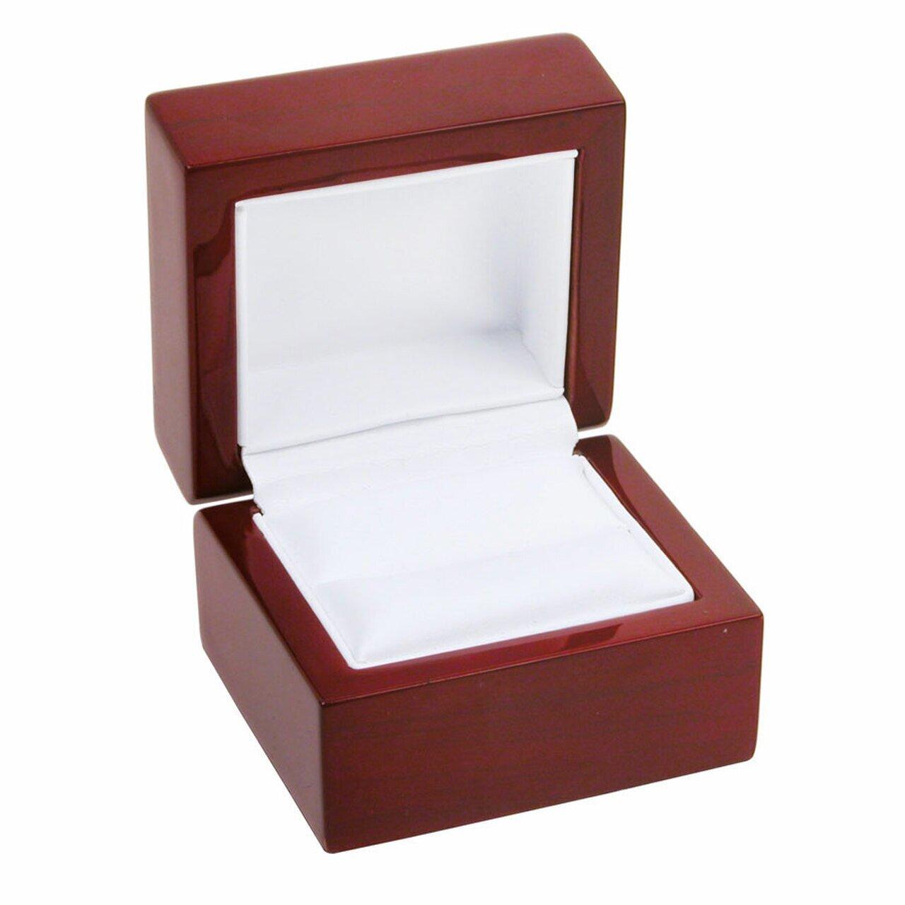 Ring Box Rosewood